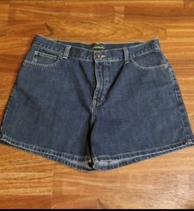 Eddie Bauer Denim Shorts Sz. 12